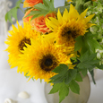 Sunflower* ひまわりの似合う季節の画像3