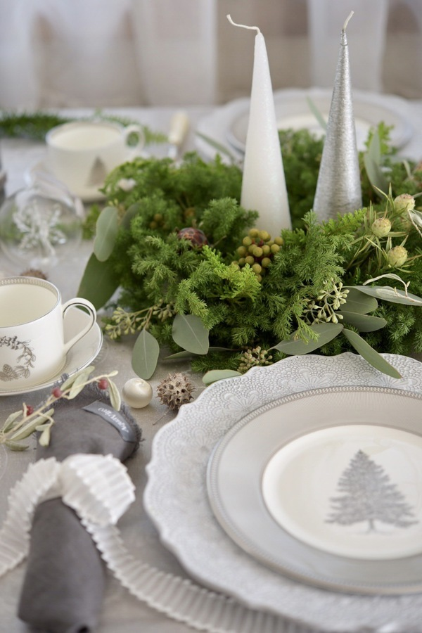 Joyeux Noël*クリスマステーブルコーディネート