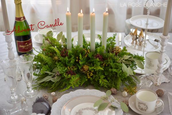 Advent Candle* アドベントキャンドル