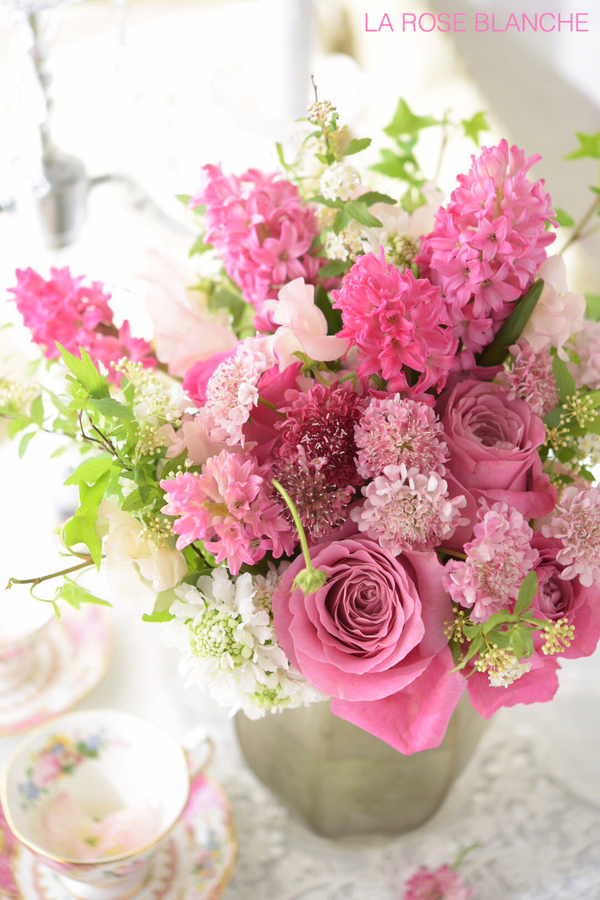 Sweet Pink Bouquet