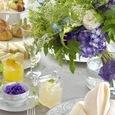 初夏のアフタヌーンティーテーブルの画像2