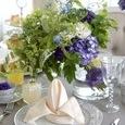 初夏のアフタヌーンティーテーブルの画像3