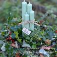森の香る…Christmas Wreathの画像1