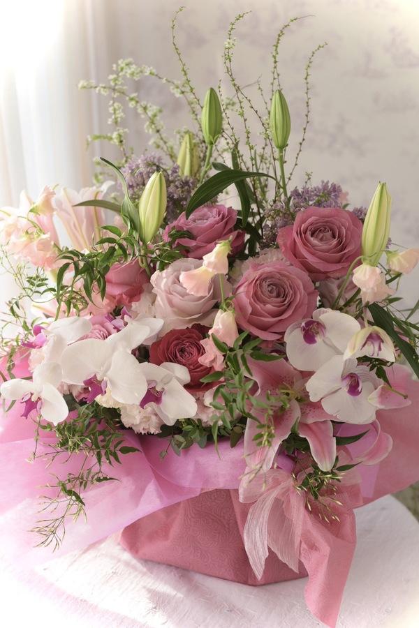 春爛漫❀˚豪華な御祝いアレンジメント