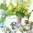 Happy Easter table decorationの画像1