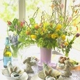 Happy Easter table decorationの画像2