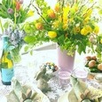 Happy Easter table decorationの画像3
