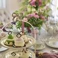 マリーアントワネットの世界 優雅なアフタヌーンティーテーブルの画像2