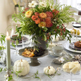 Autumn Bouquet 秋のテーブルコーディネートの画像1