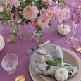 Elegant Chic* 秋のテーブルデコレーションの画像5