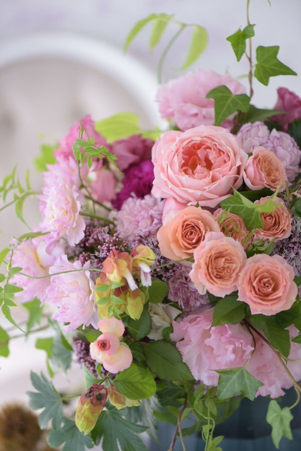Wish you have a beautiful day! **Birthday bouquet