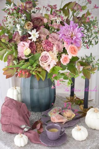 秋色ブーケ Autumn Bouquet