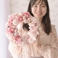 Pink Ribbon Wreathの画像4