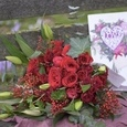 Happy バレンタインブーケ in Londonの画像1