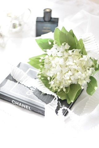 スズランのブーケ Bouquet  des Muguets
