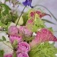 薔薇のブーケ バラの季節に束ねるブーケの画像4