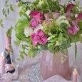 薔薇のブーケ バラの季節に束ねるブーケの画像1