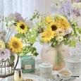ひまわりのブーケ達 Sunflower Bouquetの画像2