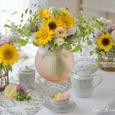 ひまわりのブーケ達 Sunflower Bouquetの画像1