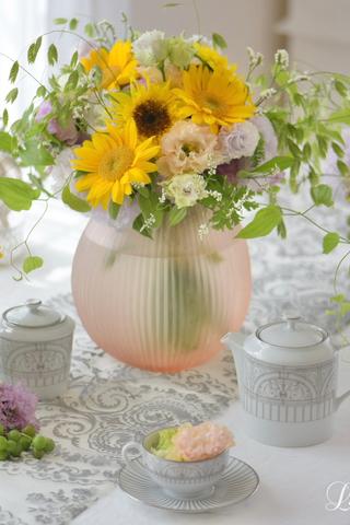 ひまわりのブーケ達 Sunflower Bouquet