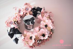 Lady Pink  Wreath~レディーピンクリース