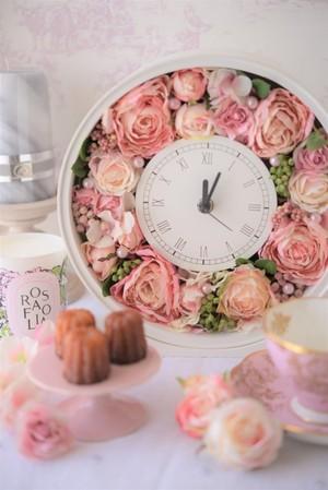 花時計*Flower Clock